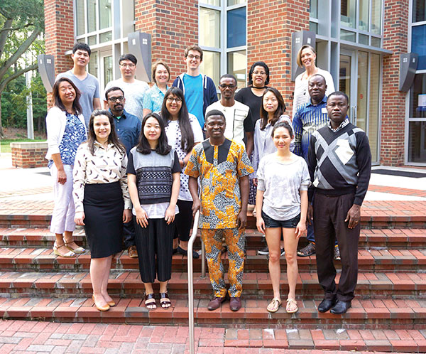 Administrators strive to serve international students