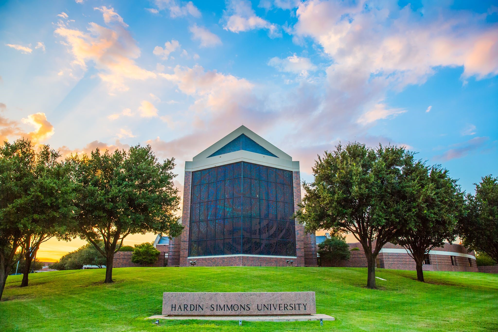 Hardin-Simmons University in Abilene, Texas